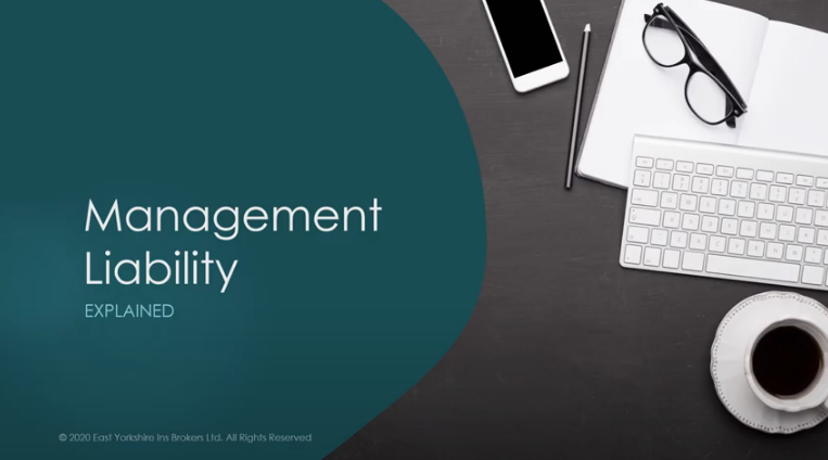 What is Management Liability Insurance?